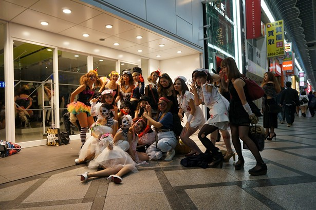 Halloween Japon285