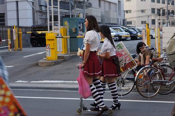Denden town Osaka Japon (106)