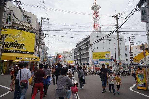 Denden town Osaka Japon (11)