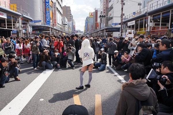Festival Cosplay Osaka Denden