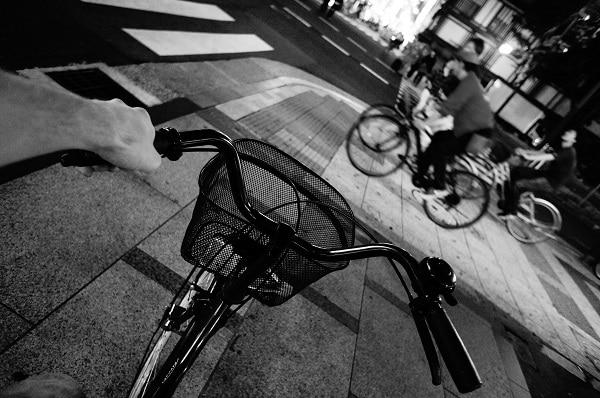 vélo japon osaka