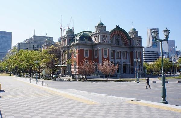 city hall osaka
